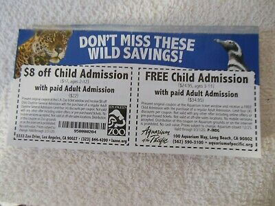 Aquarium of the Pacific  &  L.A. ZOO  CA...** Discounts **{{ 2020 }}
