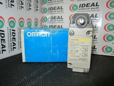 Omron D4A2918N Limit Switch New In Box