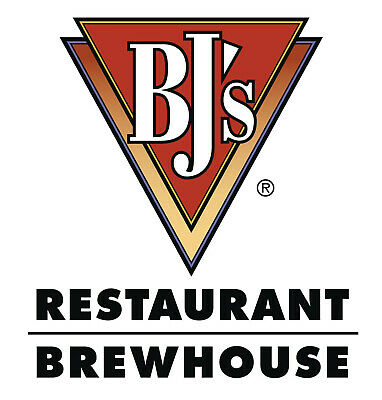 $50 BJ's Restaurant & Brewhous Gift Card - 23% OFF (INSTANT EMAIL DELIVERY ONLY)