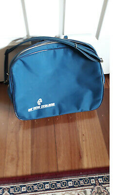 BARGAIN - Vintage Air New Zealand flight bag