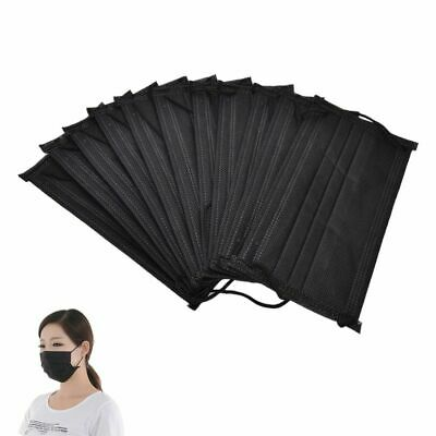 4 Ply Disposable Medical Surgical Dental Anti Dust Industrial Loop Masks 10pcs