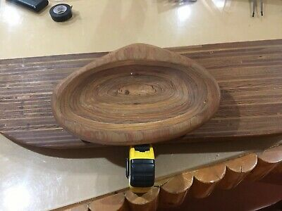 CUSTOM BUILT SOLID OAK WOODEN STAND END CHEEKS FOR SOFTUBE CONSOLE mk1 /& mk2