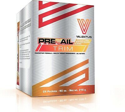Valentus Prevail Trim Juice 2 Week Trial 12 X Sachets
