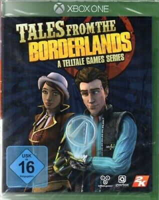 Tales from the Borderlands - Xbox One - deutsch - Neu / OVP