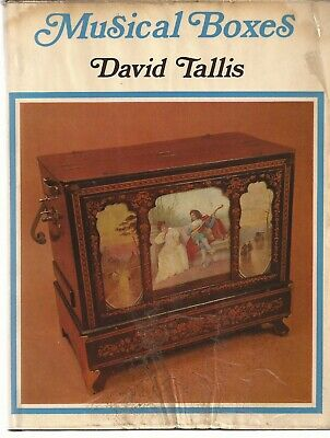 Book Musical Boxes A Guide for Collectors Music Automata UK Edition