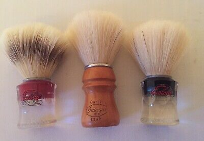 Semogue Owners Club, 830 & 610 Shaving Brushes