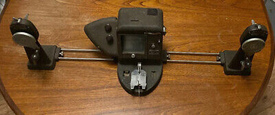 Very Rare Vintage Bell & Howell Filmo 16mm Cine Film Editor Viewer & Rewind Arms