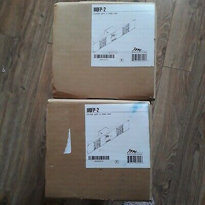 Middle Atlantic UQFP-2 Thermal Fan Panel with LED Display- NIB, Sealed