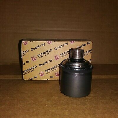 Roemheld 8.1074.8004 Hydraulic Piston - New in Box