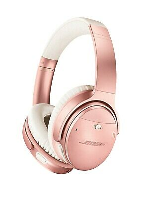 Bose QuietComfort 35 II Wireless Headphones, Rose Gold