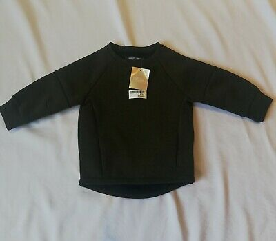 NWT Next Kids Boys Tops Blouse Jumper Green Clothes 6-9 months Baby Toddler