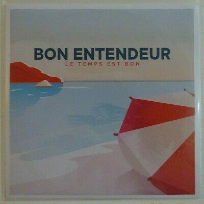 Bon Entendeur : Le Temps Est Bon ♦ Cd Single Promo ♦
