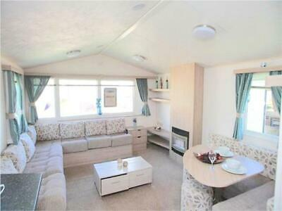 Used static 3 bed Caravan for sale next to the sea Norfolk - Monthly Pay