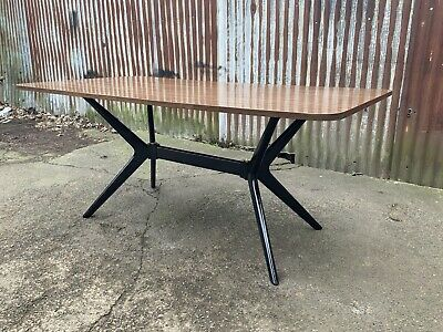 G-plan formica,tola,dining table,mid century,retro