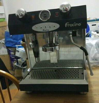 Fracino Little Gem Single Group Espresso Coffee Machine