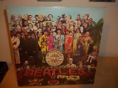 The Beatles – Sgt. Peppers Lonely Hearts Club Band - Australian - Vinyl, LP