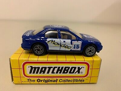 New Vintage Matchbox MB 40 Ford Mondeo mint in box