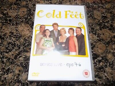 Dvd Cold Feet Series Five Episodes 4-6