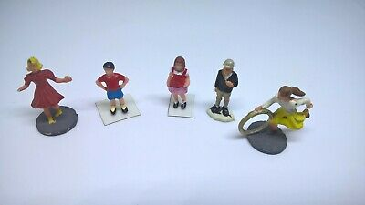Children Figures For Hornby Triang Railways Oo Gauge