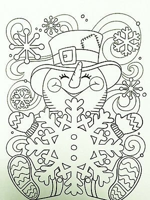 Kid S Christmas Colouring Pages Download Print Digital Pdf 50 Pages 1 20 Picclick Uk