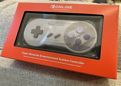 Nintendo Switch Online SNES Super Nintendo Controller Switch - Brand New IN HAND