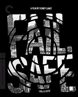 Fail Safe The Criterion Collection BLU-RAY NUEVO