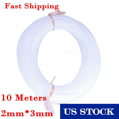 USA 10 Meters 2mm*3mm ECO Solvent PE Hard Ink Tube for Roland Mimaki Mutoh