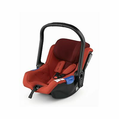 Concord Kindersitz Air ISize 19 Child Seat Red (0-13 kg) (0-29 lbs) NEU