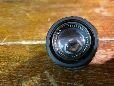 Schneider Kreuznach Componon 1:4/50 enlarging Camera Lens - super condition