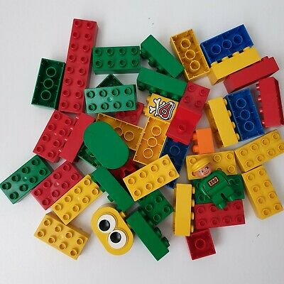 LEGO DUPLO ASSORTED BRICKS AND COLOURS 500G 1//2KG NICE CLEAN CONDITION
