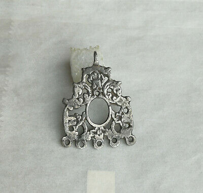 Ancient Viking Silver pendant AMULET GREAT SAVE VERY RARE