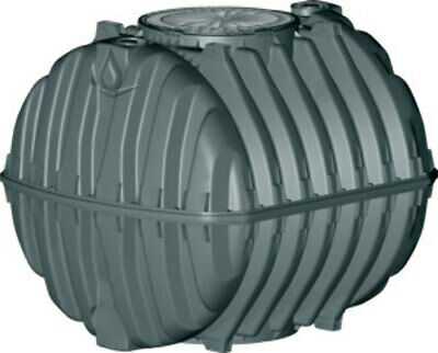 Graf Carat S 1700 Gallon Underground Poly Tank, Rainwater Collection