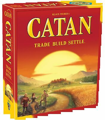 Catan Strategy Board Game: 5th Edition Other Standard