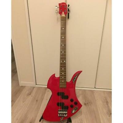 Burny MB- 95Y Onda Model 4-Strings Electric Bass From Japan Free Shipping