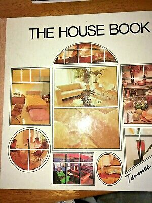 The House Book - Vintage 1974  Decorating Guide -  Terence Conran - VGUC