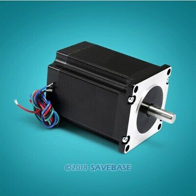 ENGMATE Nema 23 Stepper Motor 278Oz-In 2-Phase 3A for CNC Mill Router Cutter