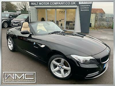 2012 BMW Z4 2.0 20i sDrive 2dr Convertible Petrol Manual