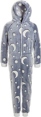 Camille Child Glow In The Dark Star Print All In One