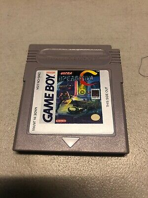 Operation C Nintendo Game Boy Gameboy Cartridge Only Tested