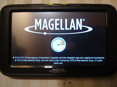 "Magellan Roadmate 5220-LM 5/"" Unit Only 26914"