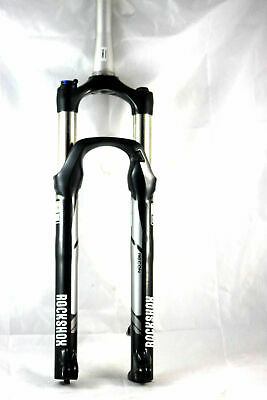 """Rock Shox Recon TK Silver 29"""" Federgabel Solo Air 100mm 1 1/8 - 1 1/2 Tapered Sc"""