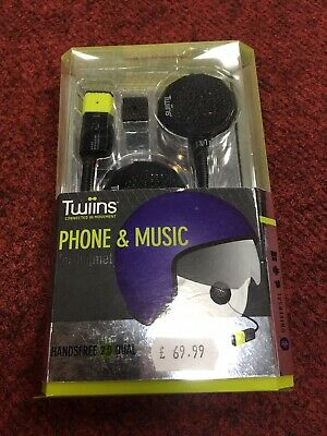 Twins Motorcycle Phone And Music For Helmets FREE GIFT