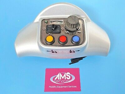 Days Strider & Kymco XLS 8mph Mobility Scooter Tiller Control Panel - Parts