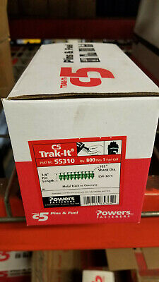 """3/4"""" concrete pin by Powers for C5 Trak-It tool"""