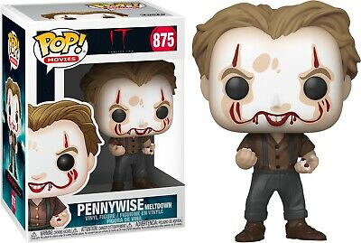 Funko Pop Movies #875 Pennywise Meltdown It Chapter 2