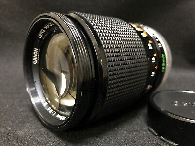 【Exc+++++】 Canon FD 135mm F/2.5 S.C Manual Focus MF Lens from Japan #2050