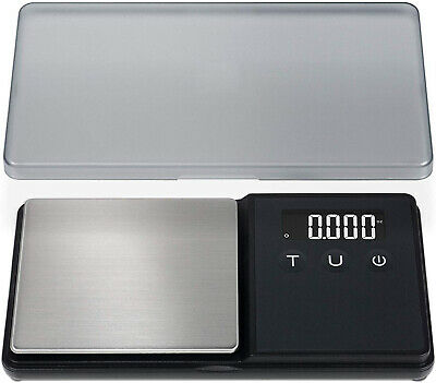 BlueDot Trading 600g x 0.1g Digital Pocket Jewelry Scale with 6 Weighing Modes scale-600-Ao1