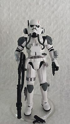 Star Wars IMPERIAL EVO TROOPER action figure The Force Unleashed 2 Vintage TVC