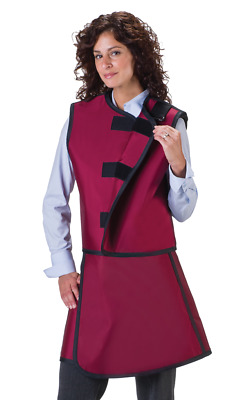 Lead Apron And Vest For Sale Small (Lead Free)