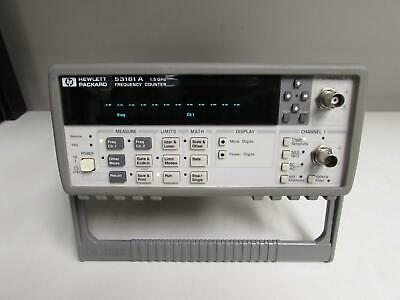 Agilent 53181A Universal Frequency Counter, 1.5 GHz